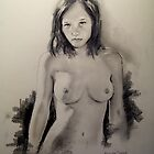 nude portrait by ralph macdonald