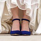 Wedding Shoes by Simon Duckworth