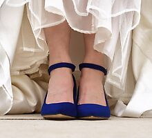 Wedding Shoes by Simon Duckworth