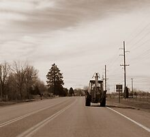 Traffic Jam..... Caldwell, Idaho...Rural living by trueblvr