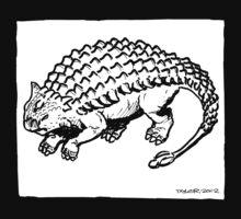 Ankylosaurus by Bret Taylor