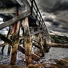 Bare Island Bridge v2 by Toma Iakopo | Tomojo Photography
