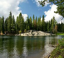 Shaver Lake by Ross Campbell