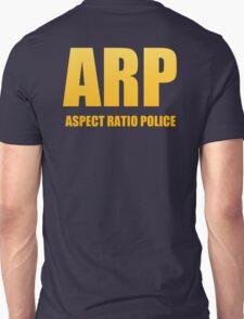 Aspect Ratio Police SWAT attire Unisex T-Shirt