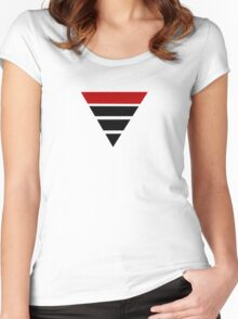 Kony 2012 Logo Women's Fitted Scoop T-Shirt