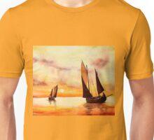 Sailing at Sunset Unisex T-Shirt