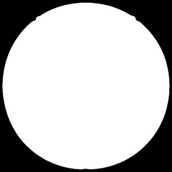 The Maine - Band  Logo White by Kingofgraphics