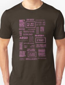 The Fast Show - Colin Hunt's Catchphrase Collection! T-Shirt