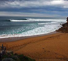 Bells Beach by Erik Holt