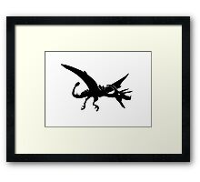 Ultimate Dinosaur Framed Print