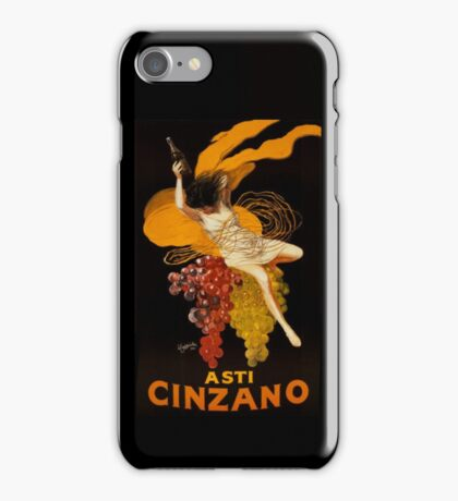Cinzano iPhone Case/Skin