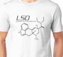 LSD Molecule Unisex T-Shirt