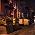 Alley Speakeasy by Gary Bergeron