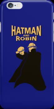 Hatman and Robin by ikado