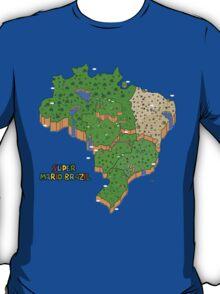 Super Mario Brazil T-Shirt