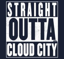 Straight Outta Cloud City Baby Tee