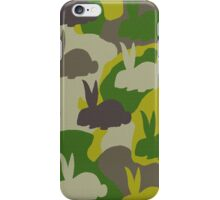 Bunnyflage iPhone Case/Skin