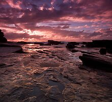 Morning light Terrigal by Brad O'Brien