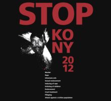 STOP KONY 2012 by Alex Preiss