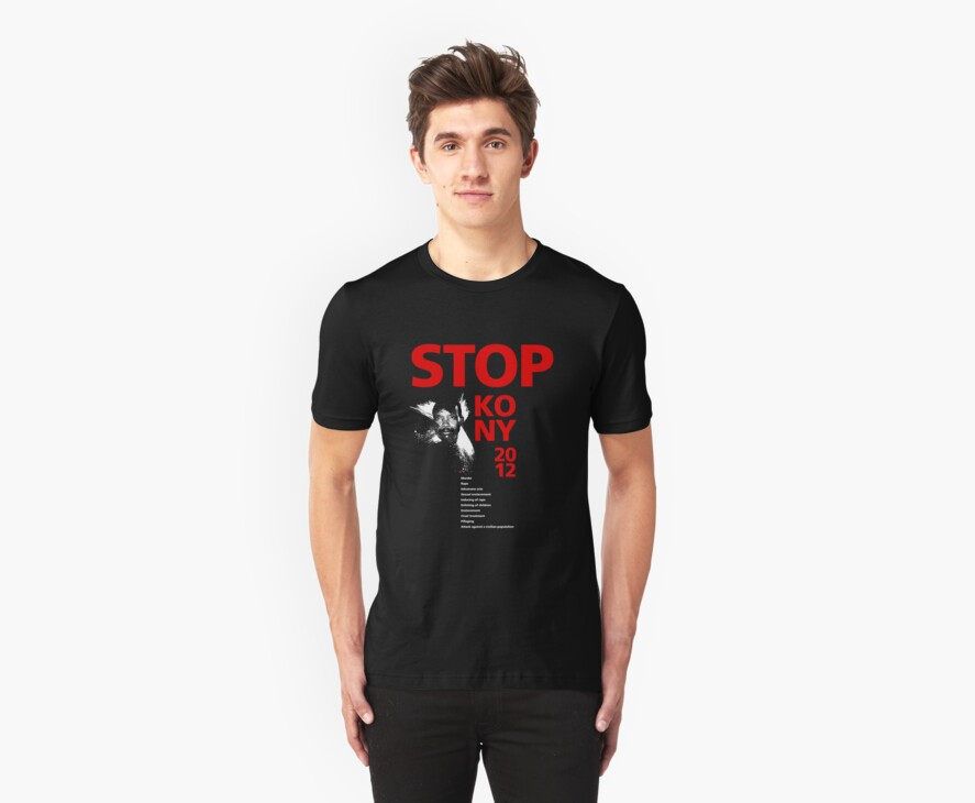 STOP KONY 2012 by Alex Preiss