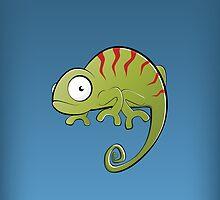 Chameleon by Cynthia Du Plessis