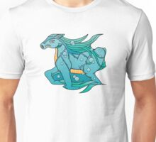 Seahorse 002 (Tessellation Graphic) Unisex T-Shirt