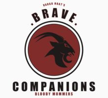 Brave Companions Sports Badge T-Shirt
