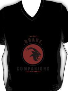 Brave Companions Sports Badge T-Shirt