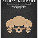 Golden Company by liquidsouldes