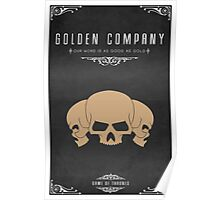 Golden Company Poster