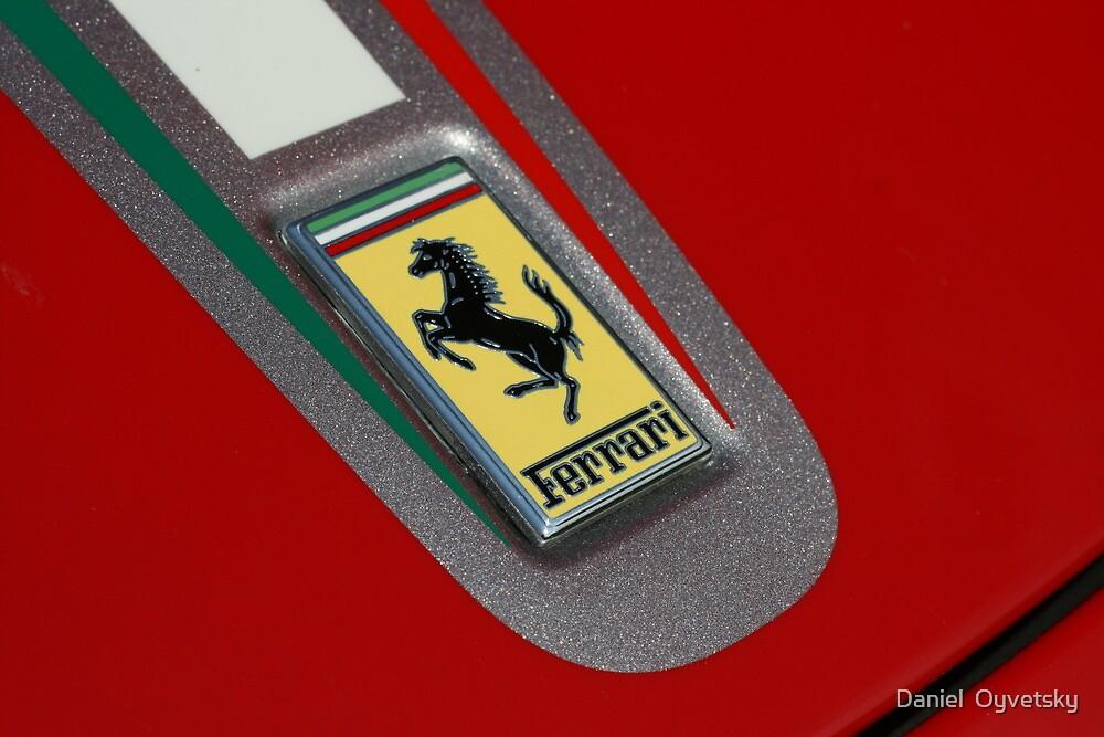 FERRARI F430 BRANDING by Daniel  Oyvetsky