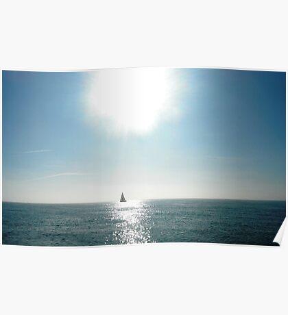 sailing on ship of fools Poster