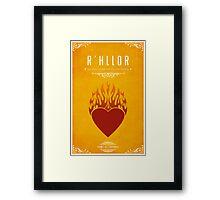 R'hllor Framed Print
