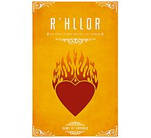 R'hllor Photographic Print
