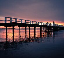 Grantville Jetty #2 by Rosie Appleton