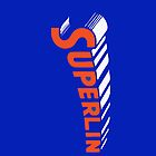 Super Lin! Jeremy Lin New York Knicks Linsanity Iphone Case Blue by rubyredster