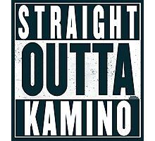 Straight Outta Kamino Photographic Print