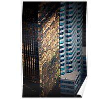 Toronto urban landscape 3 Poster