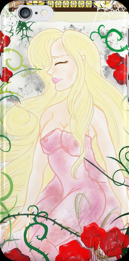 Erotic Sleeping Beauty. by RebelInkGirl31