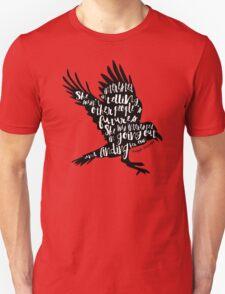 The Raven Boys quote design T-Shirt