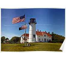 Chatham Light, Chatham, MA Poster