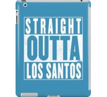 Straight Outta Los Santos iPad Case/Skin