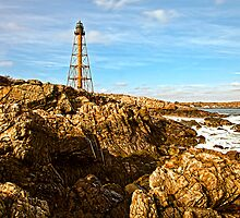 Marblehead Light, Marblehead, MA by Stephen Cross Photography