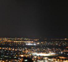The North Canberra Night Panorama by peterhau
