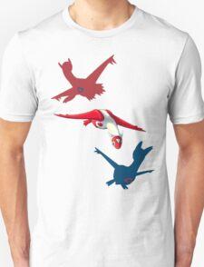 Latias (with Latios) T-Shirt