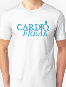 Cardio Freak - Cyan T-Shirt