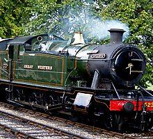 Goliath The Steam Engine by DDINK50