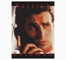 Patrick Bateman - Telephone by JustCarter