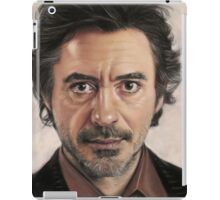 Robert Downey Jr iPad Case/Skin