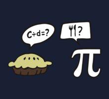 Pie and Pi Kids Tee